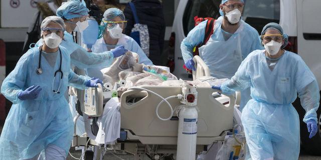 Берегите врачей пока они живы