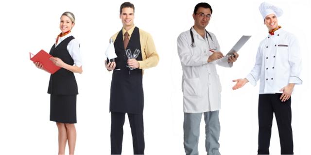 Официант и врач - одного поля ягода