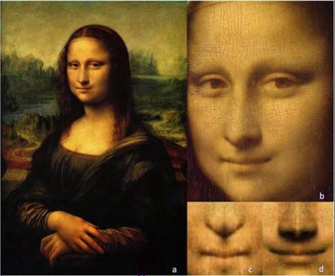 Улыбка Мона Лизы была лживой?